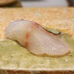 ぎおん 佐藤 - 甘鯛の昆布〆
