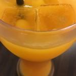 Thai Food Lounge DEE  - マンゴージュース(*´ω`*)