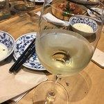 山猫バル - 白グラス