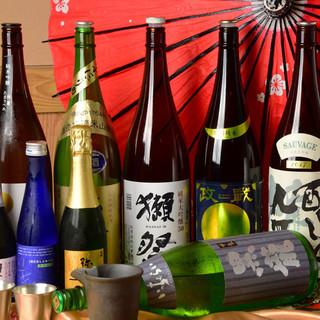 厳選!47都道府県の日本酒30種!