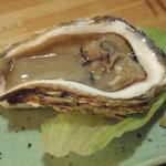 海鮮居酒屋山水 - イワガキ、海の香りが美味しい(*^_^*)