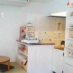 fuu - 一番奥にキッチン