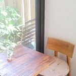 fuu - 店内テーブル席