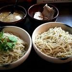 89080123 - 味玉ちゃーしゅーつけ麺(500g)