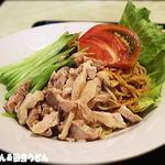 江南苑 - 冷やし坦々麺