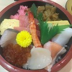 廻転寿司 海鮮 - 上ちらし