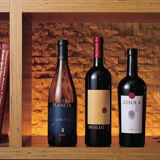 ソムリエ厳選、リーズナブル&高品質な100本のイタリアワイン