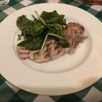 ラ クッチーナ ビバーチェ - 四元豚のグリル