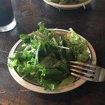 アメニテ ギンザ - セットのサラダ