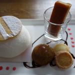 ブライト - 料理写真:CAKE DISH