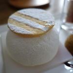 89087305 - クリームチーズとメープルムース