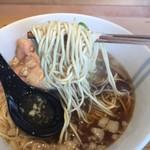 麺匠 喜楽々 - 津軽ラーメン