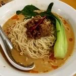 中国ラーメン 揚州商人 - 冷やし担々麺