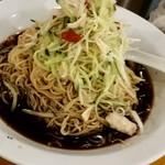 中国ラーメン 揚州商人 - 冷やし黒酢麺