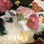 秀寿司 - お造り