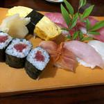 秀寿司 - 握り一人前