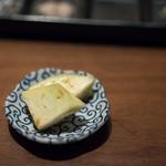 くずし鉄板 あばぐら - 2018.7 泉州茄子