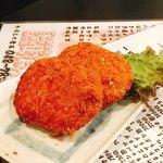 わらじ - カレーコロッケ  200円