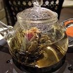 沙羅舎 心泉茶苑 - 花茶