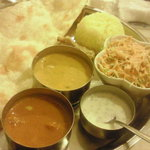 インド料理 ダルバール - Bセット