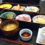ホシアイ - 料理写真:1,500円週替わりランチ