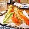 浪花寿司 - 料理写真:シャク天ぷら