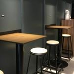 イカリヤ コーヒー キョウト - 店内