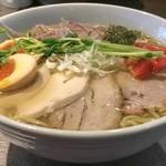 ソラノイロ Japanese soup noodle free style 本店