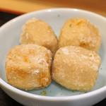 蛸八 - 小芋の唐揚げ