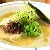別邸 三く 中華㐂蕎麦 萃 - 料理写真:優しい塩煮干し 1000円