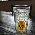 カフェ ガーランド - アルコールメニュー多く、朝からいただけるんですよ!(2018.7.12)