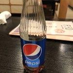 五色川 - 懐かしペプシの瓶タイプ
