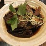 五色川 - 鯛の兜煮