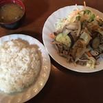 レストラン萩 - 料理写真:日替わり定食(750円)