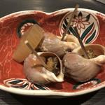 89107371 - バイ貝の煮付け