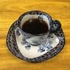 山田珈琲豆焙煎所 - ドリンク写真:味乗窯(みじょうがま)さんのコーヒーカップで美味しくいただきました♡