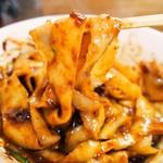 刀削麺 丸新 - ジャージャー麺
