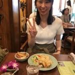 チェディルアン 北堀江本店 - じゅんちゃんと(*>v<)ゞ*゜+