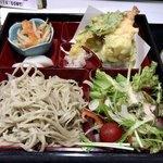 和おー! - 料理写真:そば定食A 1,320円税別