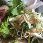ベトナムキッチン アンヴィエット - サラダ風和えもの