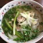 ベトナムキッチン アンヴィエット - 鶏肉のフォー