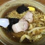 十八番 - 料理写真:醬油 大盛 ¥700