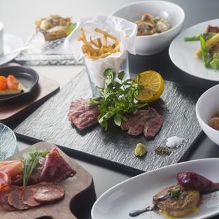 【ご宴会】熟成肉をリーズナブルに◆コ―ス3,500円~