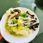 風薫るパスタ - サラダ