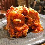 焼肉 スタミナ苑 - 2018 07 うまいキムチ!