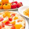 アクアマーレ - 料理写真:【 7月のおすすめ 】  三浦半島産 フレッシュトマトのPIZZA