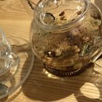 カフェ アマティ - ハーブティー