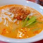 中華料理 愛福楼 - ♦︎ゴマ坦坦麺