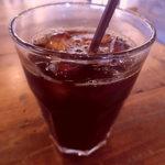 クロスコーヒー チョコレートアンドサンドウィッチズ - アイスコーヒー