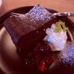 クロスコーヒー チョコレートアンドサンドウィッチズ - ガトショコ